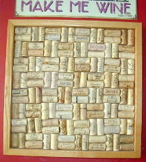 recycle wine corks