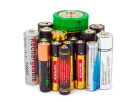 batteries,recycling,single-use alkaline