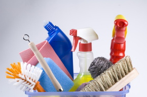 non-toxic cleaning supplies